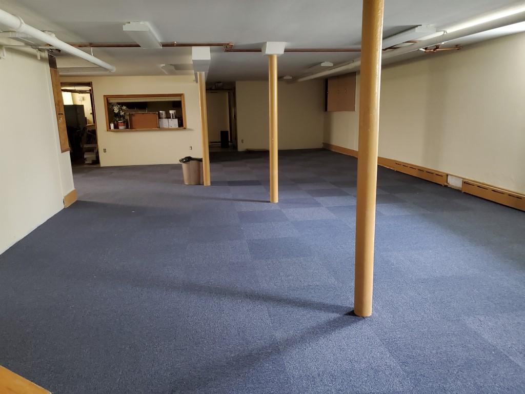 Mazomanie UCC basement